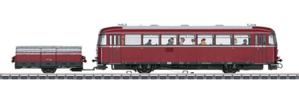 Märklin 39952 VT 95.9 Rail Bus with VB 141.2 Single-Axle Trailer Car