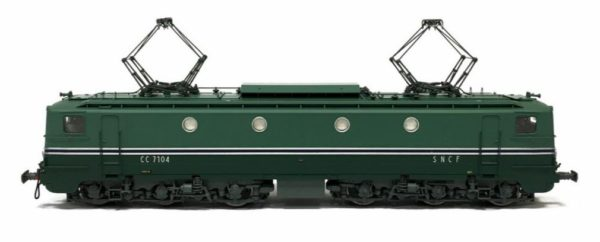 REE Models MB-076 SAC Class CC7100 Electric Locomotive