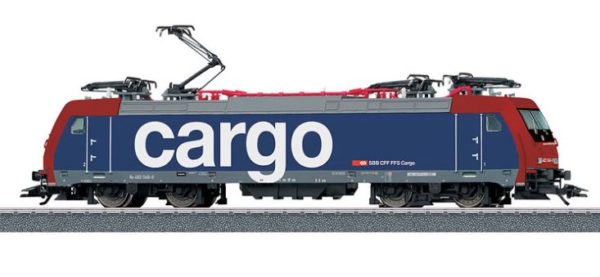 Märklin 29135 SBB Cargo Electric Locomotive
