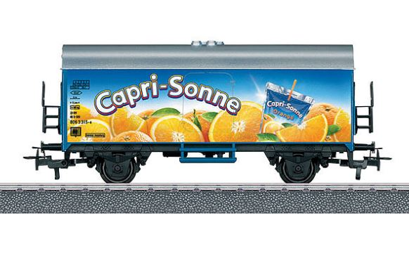 Märklin 44208 Capri-Sonne Refrigerator Car