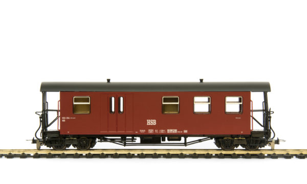 Tillig 13961 HSB Baggage Car