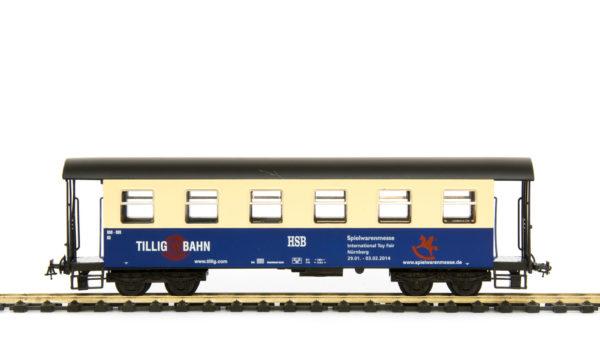 Tillig 501303 HSB Passenger Car Spielwarenmesse Nürnberg 2014