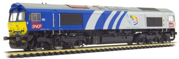 ESU 31275 SNCF Class 66 Diesel Locomotive