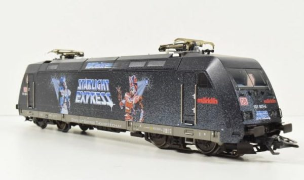 Märklin 37373 BR 101 Starlight Express Electric Locomotive