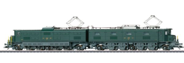 Märklin 37595 Class Ae 8/14 Double Electric Locomotive