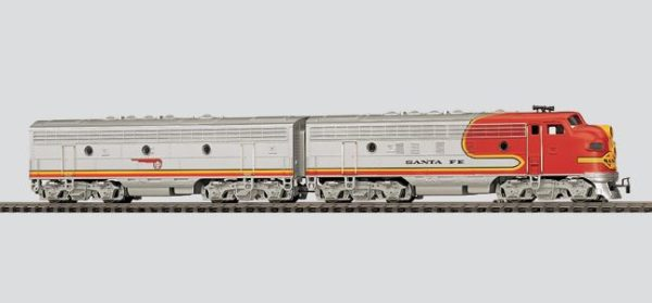 Märklin 37622 Santa Fe Diesel Electric Locomotive