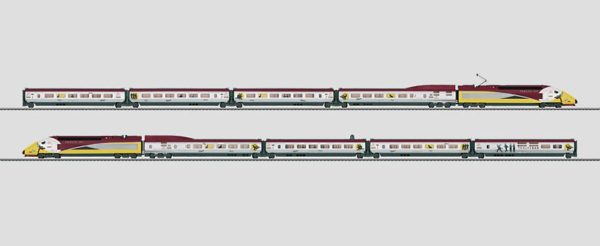 Märklin 37795 Tintin Thalys High Speed Train