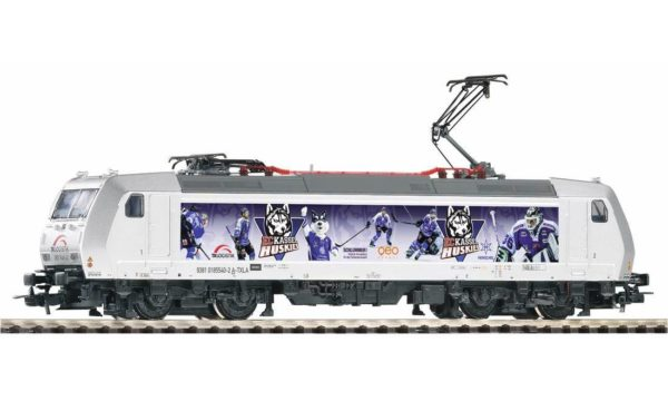 Piko 57836 DB Class 185 Kassel Huskies Electric Locomotive