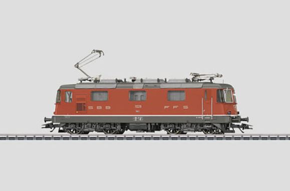 Märklin 37348 SBB Re 4/4 II Electric Locomotive