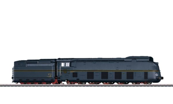 Märklin 39058 BR 05 Streamline Express Steam Locomotive with Tender