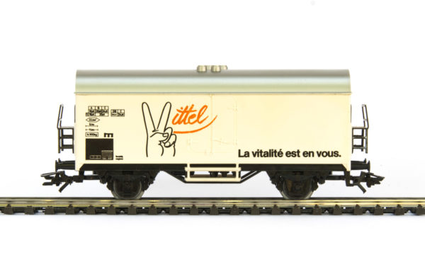 Märklin 4415 84008 Vittel Refrigerated Wagon