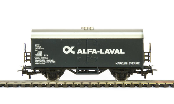 Märklin 4415 84748 Alpha-Laval Refrigerated Wagon