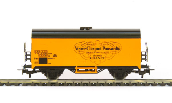 Märklin 4415 85107 Veuve Cliquot Ponsardin Refrigerated Wagon