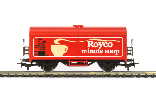 Märklin 4415 86722 Royco Minute Soup Refrigerated Wagon