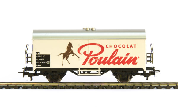 Märklin 4415 87731 Chocolat Poulin Refrigerated Wagon