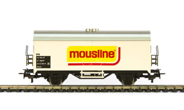 Märklin 4415 88730 Mousline Refrigerated Wagon