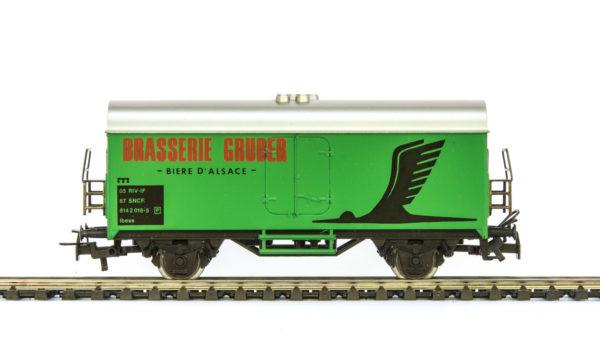 Märklin 4415 89021 Brasserie Gruber Beer Wagon
