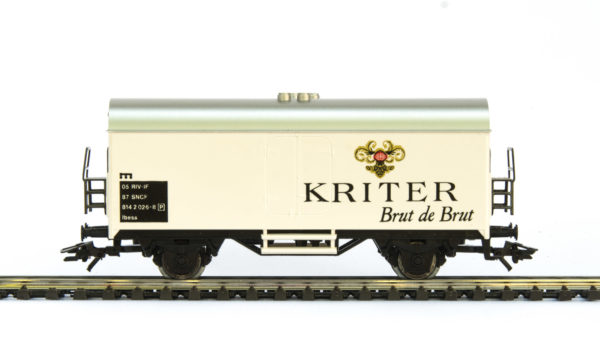 Märklin 4415 89025 Kriter Refrigerated Wagon