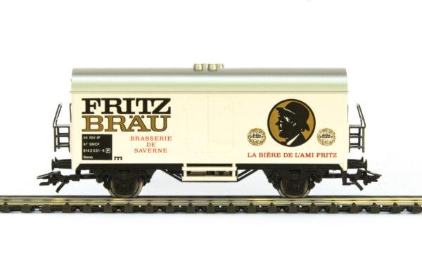 Märklin 4415 90011 Fritz Bräu Beer Wagon