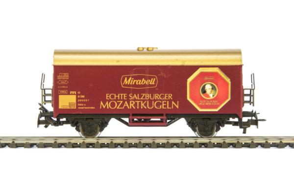 Märklin 4415 91741 Mirabell Mozartkugeln Refrigerated Wagon