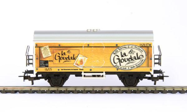 Märklin 4415.452 La Goudale Beer Wagon