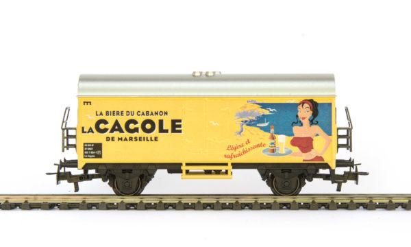 Märklin 4415.479 La Cagole Beer Wagon