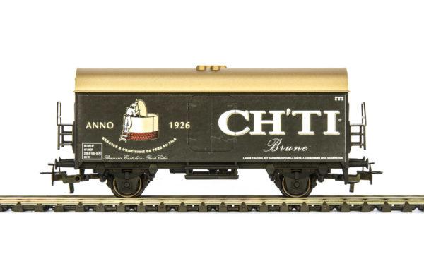 Märklin 4415.510 CH'TI Brune Beer Wagon
