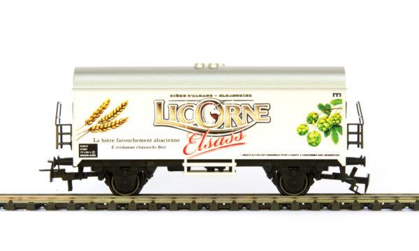 Märklin 4415.522 La Licorne Elsass Beer Wagon