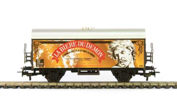 Märklin 4415.551 La Biere du Demon Beer Wagon