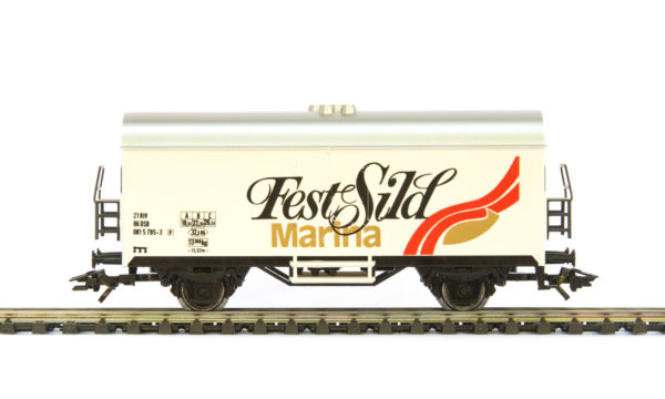 Märklin 4415-5 Fest Sild Marina Refrigerated Wagon