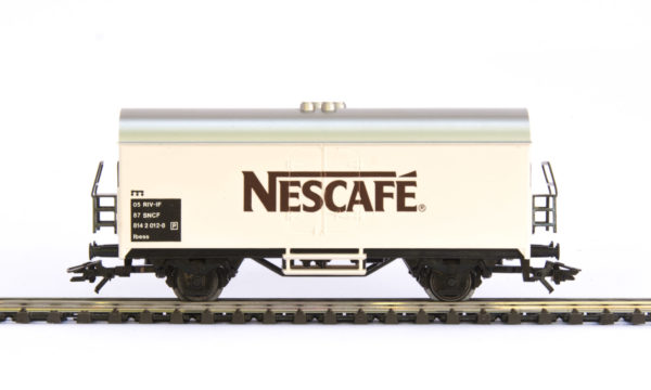 Märklin 4415 88011 Nescafé Refrigerated Wagon