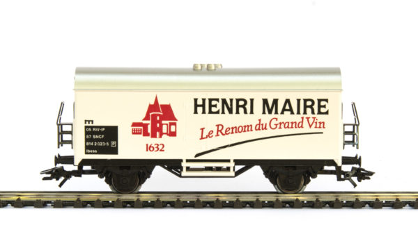 Märklin 4415 89023 Henrie Maire Refrigerated Wagon