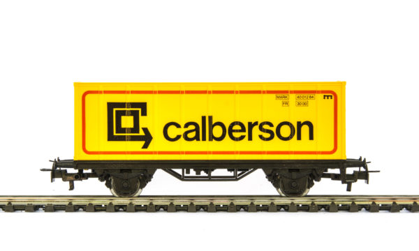 Märklin 4481 89737 Calberson Container Wagon
