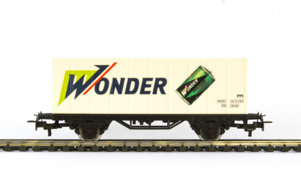 Märklin 4481 90733 Wonder Container Wagon