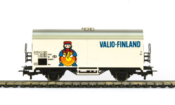 Märklin 4568 Valio Finland Refrigerated Wagon