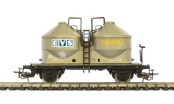 Märklin 4662 EVS Transpul Silo Wagon Wagon