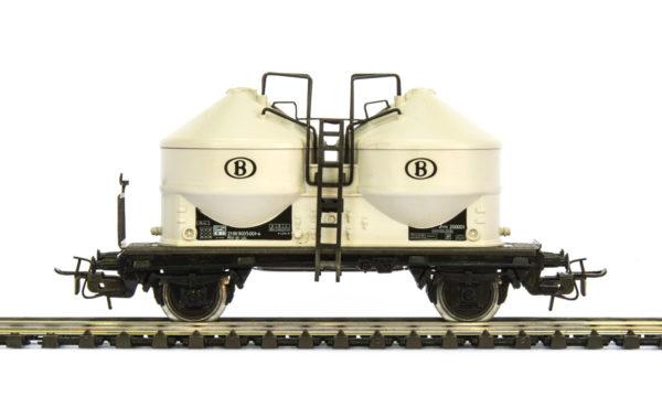 Märklin 4762 SNCB Silo Wagon