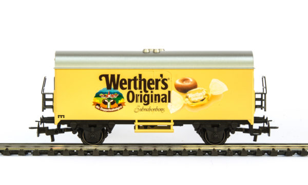 Märklin 94097 Werther's Original Refrigerated Wagon