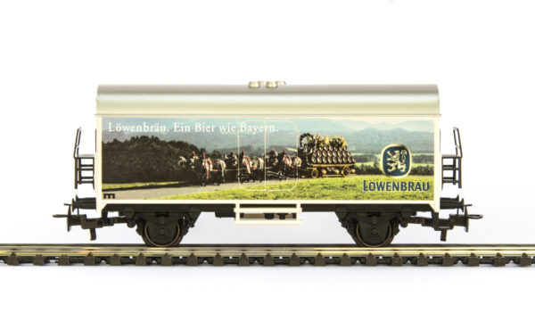 Märklin 94109 Löwenbräu Beer Wagon