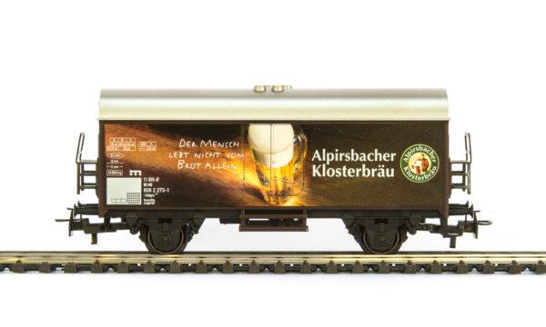 Märklin 94151 Alpirsbacher Klosterbräu Beer Wagon