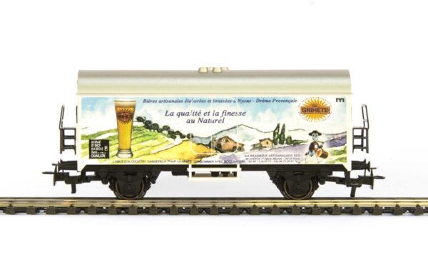 Märklin 94431 La Grihète Beer Wagon
