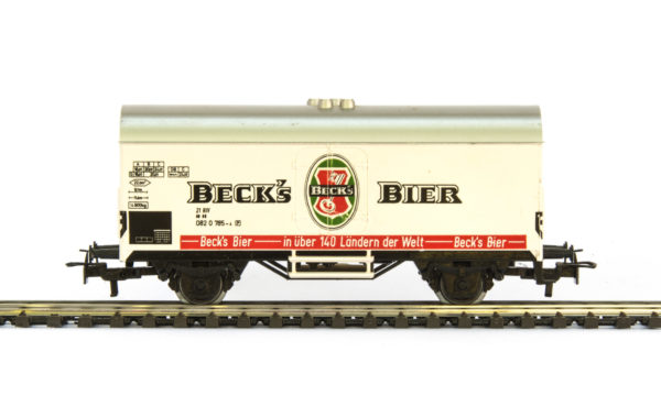 Primex 4548 Becks Beer Wagon