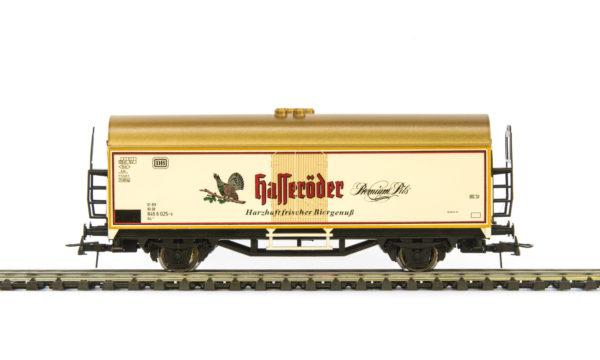 Roco 47300 Hasseröder Beer Wagon Beer Wagon