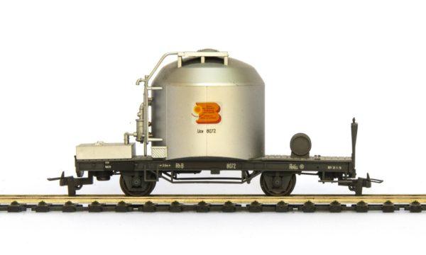 Bemo 2253 RhB Silo Wagon