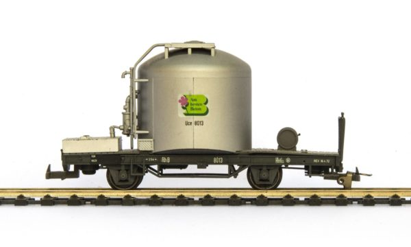 Bemo 2259 113 RhB Silo Wagon