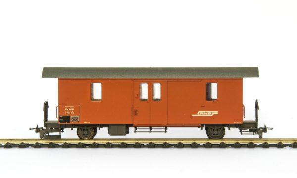 Bemo 2265 RhB Service Wagon