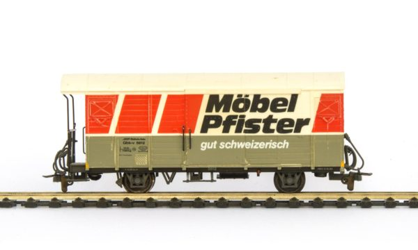 Bemo 2283 122 RhB Möbel Pfister Refrigerated Wagon