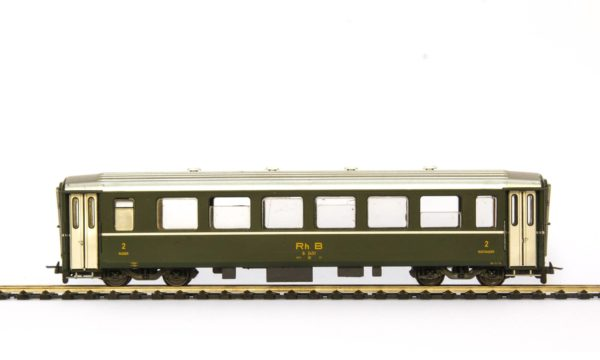 Bemo 3255 RhB 2nd Class Passenger Car