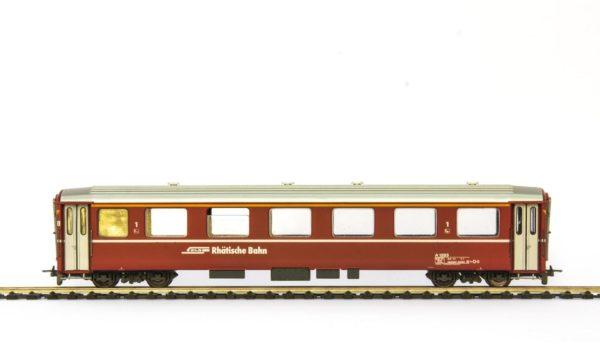 Bemo 3268 RhB 1st Class Passenger Car