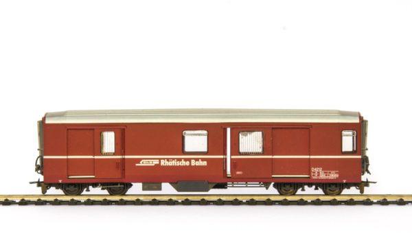 Bemo 3269 122 RhB Baggage Wagon